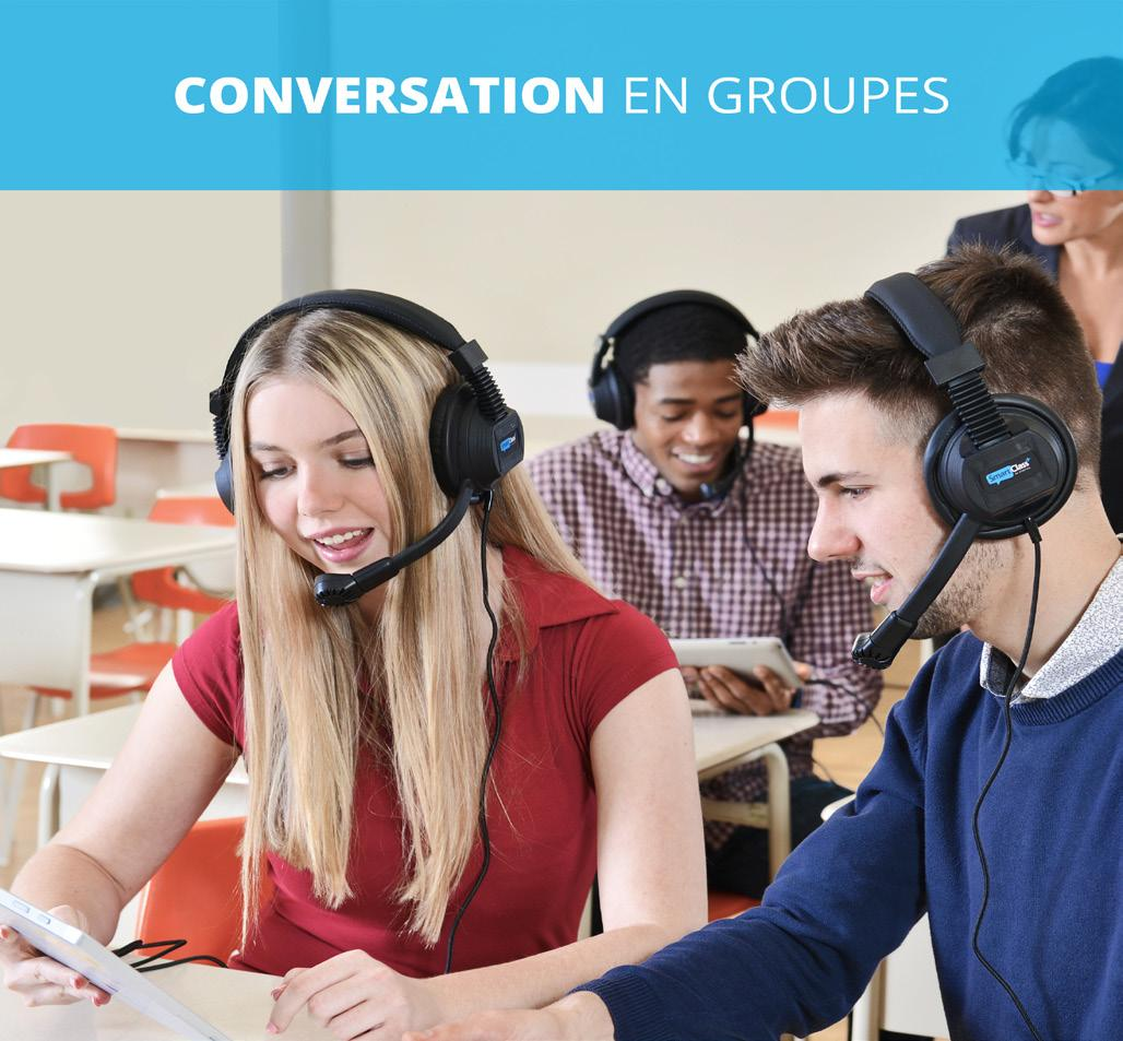 conversation en groupe smartclass