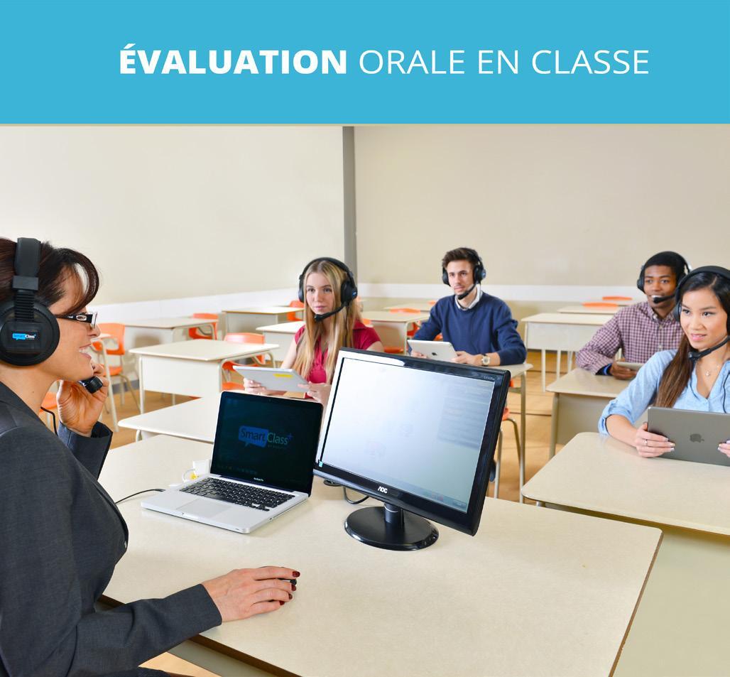 évaluation orale en classe